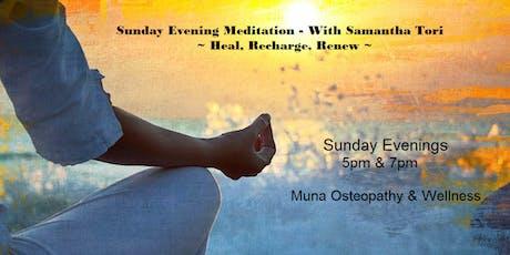 Sunday Mindfulness & Meditation Sessions tickets