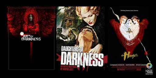 Art Of Darkness: DAUGHTERS OF DARKNESS/ THE HUNGER