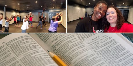 STRIVE Workout + Bible Study **ALL ARE WELCOME** tickets