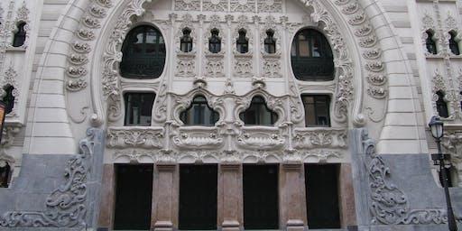 Experiencia Art Nouveau Bilbao y San Sebastián: arquitectura, arte y degustación