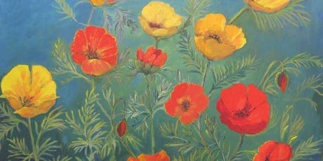 Spring Painting Workshop tickets
