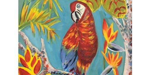 Vibrant Parrot - Sherman Oaks- Outside Event (2019-10-16 starts at 7:00 PM)