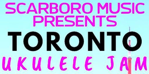 Toronto Ukulele Jam