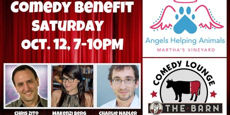 Comedy Benefit tickets