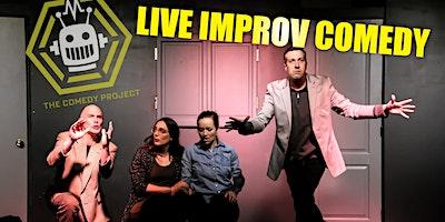 Late Night Improv Comedy! FRIDAY!