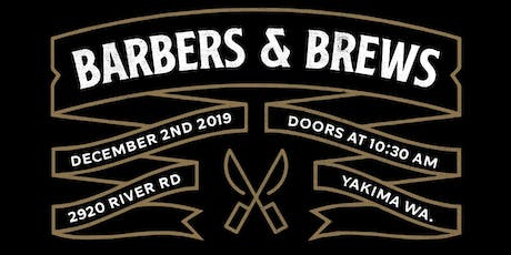 Barbers and Brews tickets