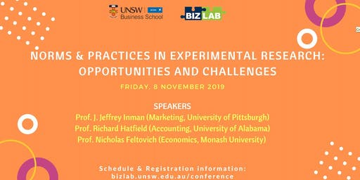 2019 BizLab Workshop on Research Methods in Social Sciences and Business