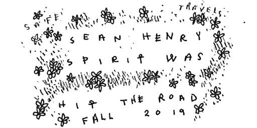 Spirit Was   Sean Henry at Songbyrd Vinyl Lounge