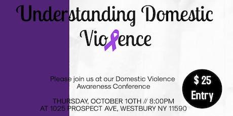 Understanding Domestic Violence tickets