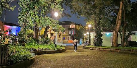 Sendero Urbano Nocturno por Parques de SJ: Safari de Árboles e Historia entradas