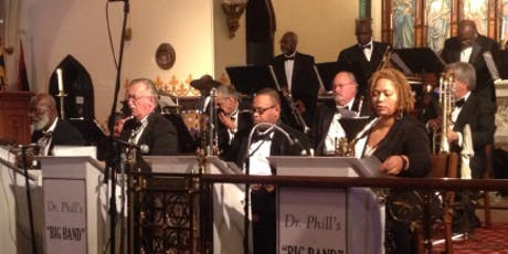 Big Band/Motown Dance and Silent Auction tickets