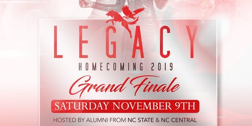 The Legacy - Homecoming 2019
