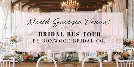 Wedding Venue Bus Tour By Boxwood Bridal Co. tickets