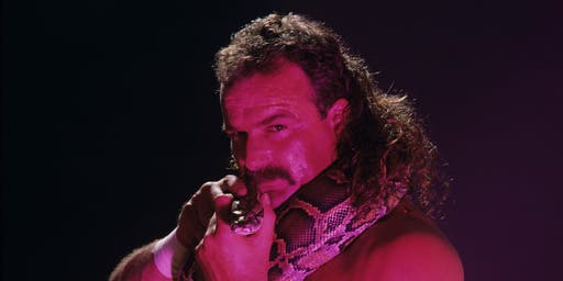 "Jake ""The Snake"" Roberts - Dirty Details Tour"