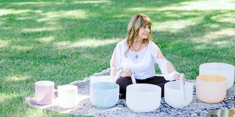 Crystal Bowl Guided Meditation tickets
