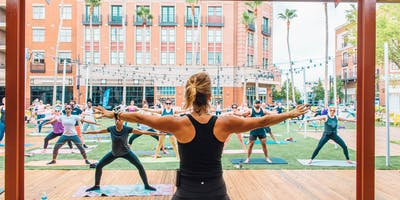 Barre3 Pop Up Series x The Sweet Baton Rouge®