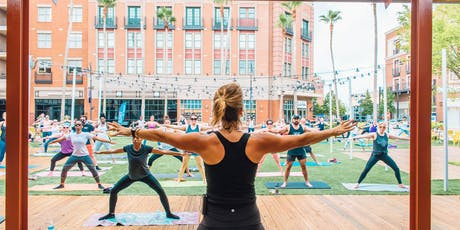 Barre3 Pop Up Series x The Sweet Baton Rouge® tickets
