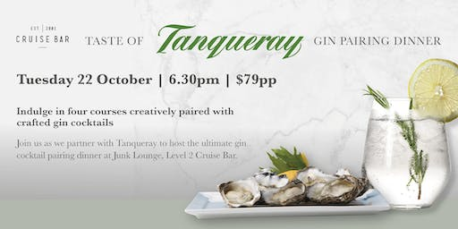 Taste of Tanqueray