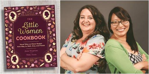 The Little Women Cookbook Launch Party