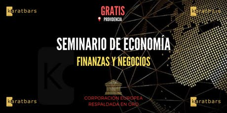 Seminario de Economía. Finanzas y Negocios. entradas