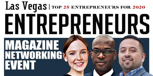 LAS VEGAS ENTREPRENEURS MAGAZINE NETWORKING EVENT