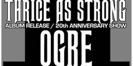 Ogre (album release), Hessian & Big Coffin Hunters tickets