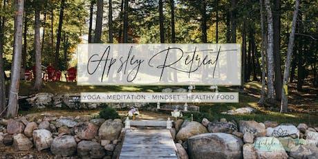 Apsley Wellness Retreat tickets