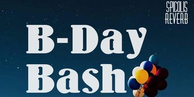 Birthday Bash with Absolute Power and April8!