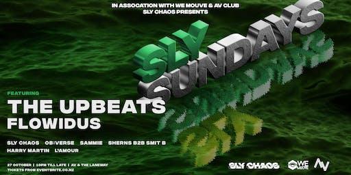 Sly Sundays ft. The Upbeats + Flowidus!
