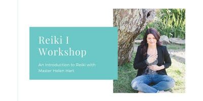 Reiki - Level I Certification - Sat 2nd & Sun 3rd November 2019 (2 day Workshop)