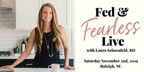 Fed and Fearless Live tickets