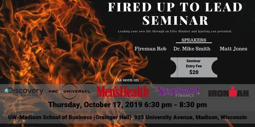 Fired Up to Lead Seminar