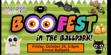 4th Annual Macaroni Kid Halloween Event- BOOFest at the Ballpark tickets