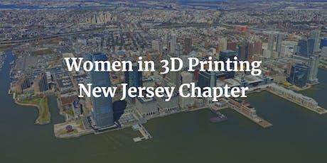 Women in 3DPrinting - NewJersey tickets