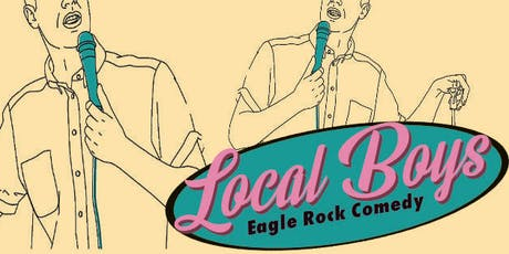 Local Boys Stand Up Comedy Show tickets