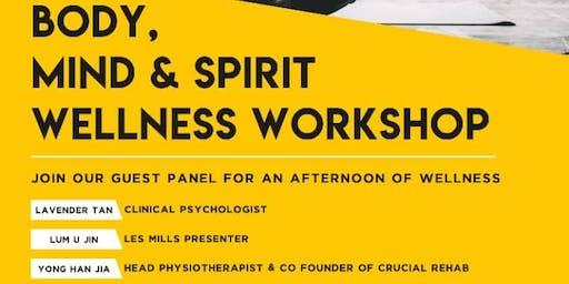 Body, Mind & Spirit Wellness Workshop