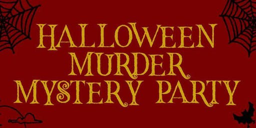 Haunted Halloween Murder Mystery Party at Sylver Spoon