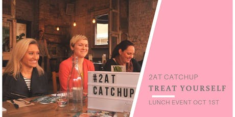 2aT Catchup October business luncheon  tickets