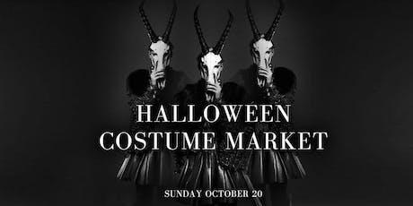 Halloween Costume Market tickets