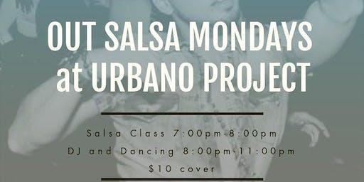 Out Salsa Mondays