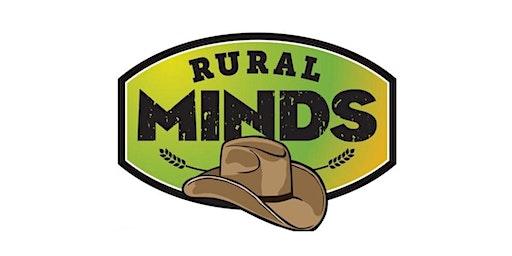 Rural Minds Presents - RURAL RHYTHMS