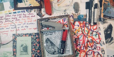 Creative Art Journaling - November 2019