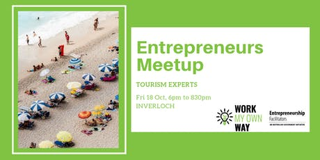 Entrepreneurs Meetup: Tourism Experts tickets