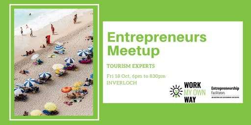 Entrepreneurs Meetup: Tourism Experts