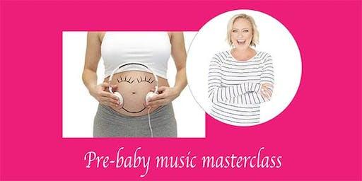 Pre-Baby MUSIC CLASS