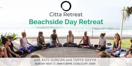 Citta Beachside Day Retreat (with Kate Duncan and Tanya Savva)