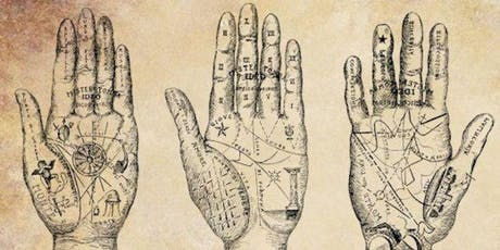 Beginners Palmistry With Natalie tickets