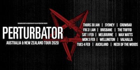 Perturbator - Melbourne tickets