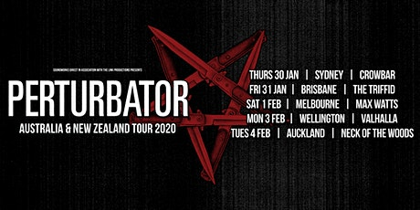 Perturbator - Melbourne tickets