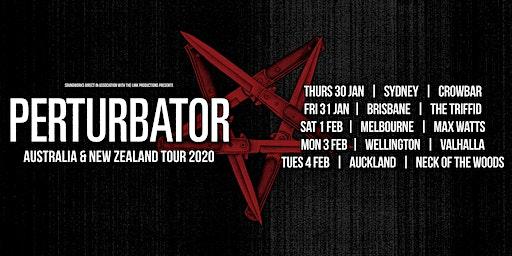 Perturbator - Melbourne